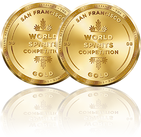 San Francisco World Spirits Competition Gold
