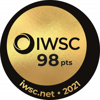 IWSC 98 pts | iwsc.net | 2021